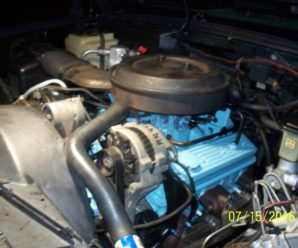 1994 K1500 4×4 Suburban 350 TBI SBC Engine Rebuild by Me