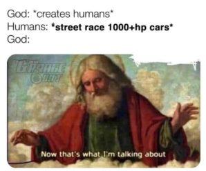God: Creates Humans